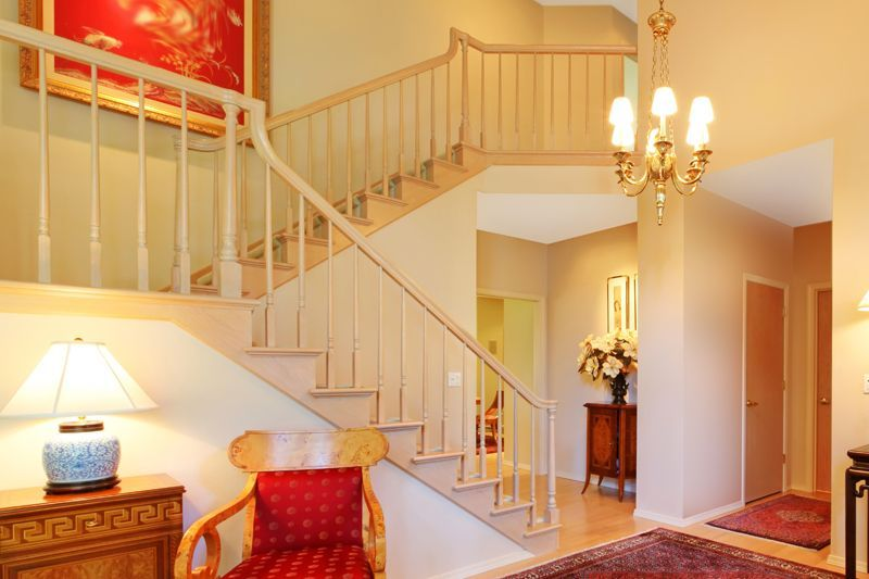 Escaleras barandillas y pasamanos de madera en sonseca - Escaleras y barandillas ...